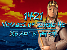 1421 Voyages Of Zheng He от IGT Slots – аппарат на деньги